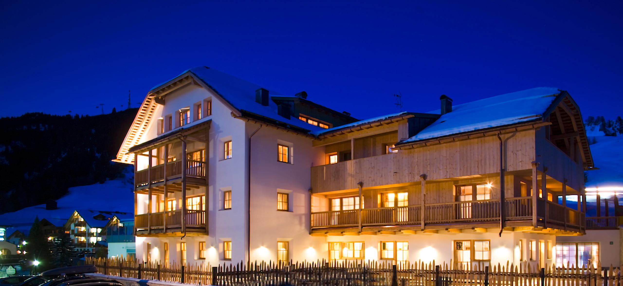 corvara appartamenti vacanze Vista Notturna Residence
